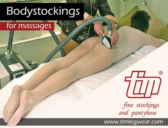 Bodystockings for massages